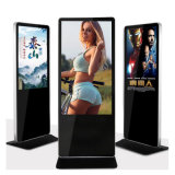 55 Inch Free Standing 3G Network Full HD Touch Electronic Advertising Player
