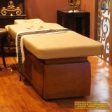 Modern Style Many Color Option Synthetic Leather Massage Bed Beauty Bed Electric Facial Bed (08D04-2)