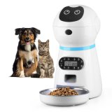 Pet Products Pet Automatic Pet Feeder with Fixed Time Feeding