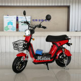 Lithium Battery Power Bike 48V 500W 350W Moped Electric Bicycle Scooter for Adult (X2-Cool)