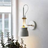 Creative Industry Style Iron Art Corridor Dining Room Bedside Wall Lamp