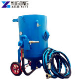 Surface Cleaning Rust Removal Sand Blasting Machine