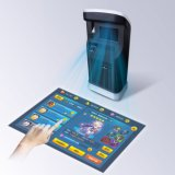 Desktop Projector Finger Touch Anywhere for Office, Home, Bar Use