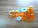 Medicine Pill Push Down and Turn Vials