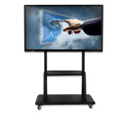 65 Inch LED LCD Interactive Multi Touch Display Screen Panel