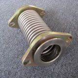 Female Male Fittings/Flanges Assembled Braided Flexible Metal Hose