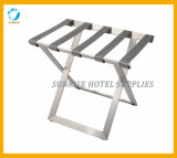 Stainless Steel Folding Luggage Rack for Hotel