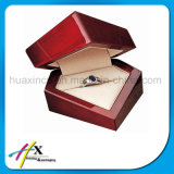 High Quality Jewelry Ring Holder Wooden Gift Box