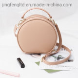 China Designer Fashion Popular Faux Leather Shoulder Tote Bag Long Strap Crossbody Bag