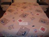 Pigment Bedding Sheet Bedspread