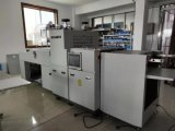 Die Cutting/ Creasing/ Kiss Cutting/ Stripping Rotary Die Cutting Machine with Separator for Plain Paper, Coated Paper, Cardboard, PE Film (DP-A4874)