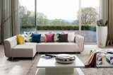 Living Room Modern Fabric Sofa