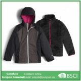 3-in-1 Winter Sports Suit Ski Coat Skiing Jacket for Kids