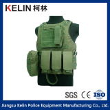 Olive Drab Amphibious Tactical Vest