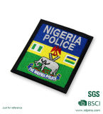 Iron on Patch Embroidered Cloth Badge for Yur Design