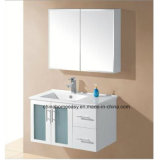 PVC Bathroom Vanity, MDF Bathroom Cabinets, Hung Vanity