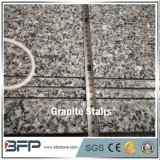 Cheap G623 Lara Grey Granite Steps for Granite Exterior Stair