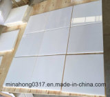 Pure White Marble Tiles, /Slabs for Flooring & Wall Cladding