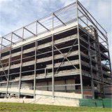 Prefabricated Windproof Steel Frame Light Structure Buildings in World
