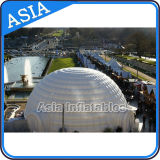 Inflatable White Round Evolution Dome Tent for Commercial Party