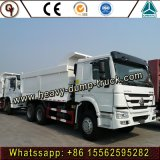 Cheap 336HP China Sinotruck Truck with U-Shape Cargo HOWO A7 6X4 Sand Dump Trucks for Sale