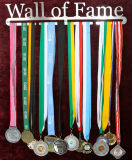Custom Logo Sports Medal Hanger Display Hanger for Medal