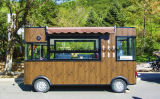Quality Food Cart with Different Kinds of Kitchen Equipment