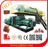 Large Capacity Big Pressure Clay Brick Machine Vacuum Extruder