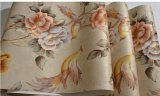 3D Luxurious Non-Woven Decorative Wallpaper