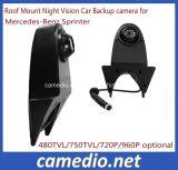 Roof Mount Night Vision Car Backup Mercedes-Benz Sprinter Reversing Camera for MB Van