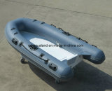 Aqualand 10feet 3.1mm 3 Persons Rigid Inflatable Fishing /Rib Motor /River Boat/Dinghy /Canoe (RIB300)
