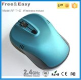 New Private Mould Ergonomic 2.4G Wireless Mouse Mini Compatible with XP