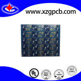 Blue Solder Mask 4 Layer PCB for Ultrabook