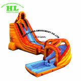Summer Swim Pool Giant Inflatable Water Slide with Cheaper Price