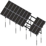 Solar Installation System / Steel Mounting Structure / Solar System 500kw