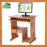 Solid Bamboo Desk Computer Table