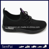 2019 OEM Flyknit Woman and Men Slip on Cheap Sneaker Shoes