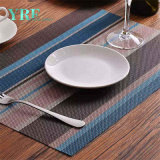Yrf Factory Supply Square Cheap Placemat Waterproof Dining Room Table Plate Table Cloth