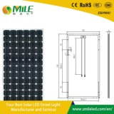 Solar System for LED Street Light