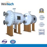 Plate & Shell Heat Exchanger in Petrochemical, Oil Cooler