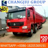 Low Price Used HOWO Dump Truck Tipper Truck 371HP 375HP 6X4 8X4 40t-60t Loading with Excellent Condition and Best Price for Africa