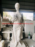 White Carving Stone Marble Statue