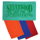 Beach Towel Promotional Fashion Polyester Microfiber RPET Blankets Beach Towels and Beach Towel Blankets