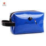 Woman PVC Fashion Make up Cosmetic Bag Waterproof Wash Handbag for Ladies
