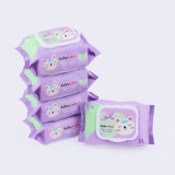 Eco Friendly Baby Tender Spunlace Non-Woven Disposable Custom Logo Pure Water Wet Wipe Price