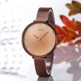 Cheap Slim Stainless Steel Women Brand Quartz Wrist Watch Wy-109