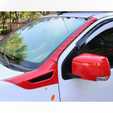 Pickup Red Color Door Mirror Cover for D-Max 2012-on