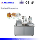 Automatic Syrup Bottle Liquid Filling Capping Machine for Pharmaceutical Product