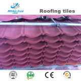 New Type of Tiles-Stone Coated Metal Roofing Tiles