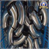 Stainless Steel Pipe Fittings Hot Rolled 45 Degree Elbow